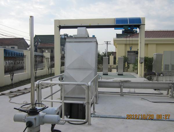 XDSG型动轨式格栅除污机