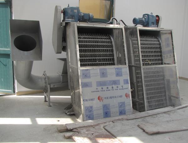 XXQ型循环齿耙清污机